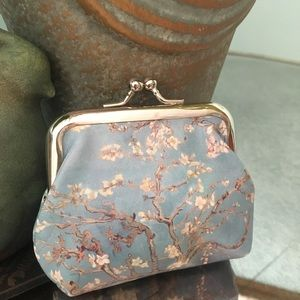 Handbags - Van Gogh Inspired Change Purse. NWT